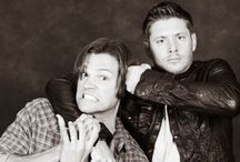 Supernatural / We hunt monsters! What the hell?! You know who does that? Crazy people!!! / by Your Mom