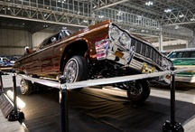 Cars / The cars i'd love to have! I'm a huge lowrider lover! *salivating all over* / by Alice Evilyn