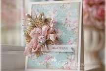 Beautiful Cards and Tags / by Susan Mitchison