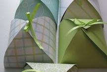 Boxes / Verpackungen / by Kerstin Reimann-Gremeyer