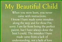 I LOVE MY KID'S !❤❤  / by ♥♥ Melissa ~ Ann ♥♥