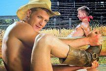 Men: Cowboys / by Rob Grace