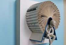 Book Art / by Memorial Library - MN State, Mankato