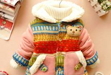 Baby girl clothes (Ava Kate) / by Angie Wise