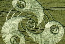 Scenic:  Crop circles / by Susan Peavey