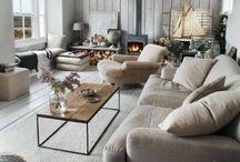 Interior design ideas / by Gosia Wiktor