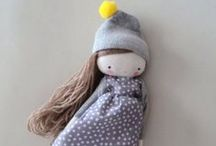 Dolls / by Linfa Creativa