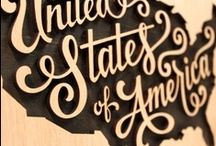 Typography / Lettering / by Ashleigh Axios