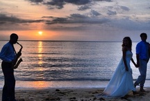 """""""I Do"""" Mon / Making dreams come true when you celebrate your Jamaica destination wedding with us. Don't forget to check out our other wedding boards for cakes, flowers, and guest weddings too! / by Couples Resorts"""