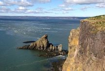 Nova Scotia Vacation Ideas / Planning a Nova Scotia vacation? Here are some tips on things to do, places to see (and stay) during your visit. / by Vaughn Mullen (Outdoor Nova Scotia)