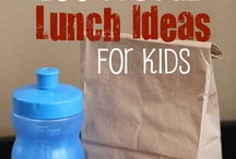 Lunch for Kids / by Brandi @The Creative Princess
