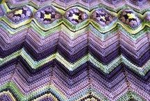 Crochet - Afghans and Throws / All things afghans and throws  » Including Grannie quilts etc.   / by Margaret Di Prinzio