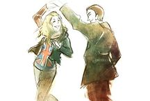 Doctor Who / Anything nerd or whovian;) / by EMILY