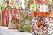 Being crafty- Bags Bonanza / by Cristina Colici