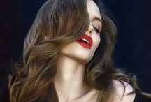 ANGELINA JOLIE / by Cale Rodriguez
