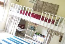 chambres enfant / by cathy rey