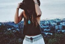 travel fashion ideas / what to wear on your next adventure / by Off The Grid Collection