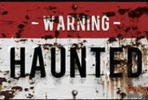 Haunted Places / This board consist of some of the most haunted places in the world.  / by Nikki