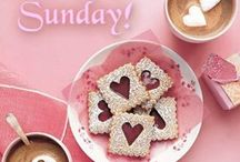 Happy Sunday / The most beautiful and glorious day of the week.... / by Vivian Tee