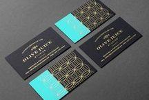 Business Cards / by Shila