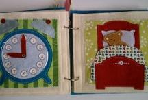Kids - Quiet Books / by Beth Bishop