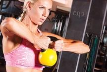 Fitness: Kettlebells / by MeMD.me
