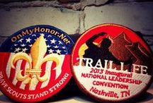 Stickers & Such / A look at some of the cool Trail Life USA stickers!  / by Trail Life USA