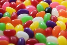 jelly beans / by Yuki Nagai