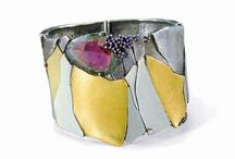 Contemporary ,bold,sleek jewellery / Not all precious  / by Bharathi Raviprakash