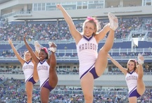 We say GO, You say... / DUKES!  2012 NCA National Champions, the cheerleaders of JMU.  Submit your favorite photos to socialdukes@jmu.edu. / by JMUSports