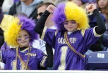 Mini Dukes / JMU fans come in all sizes.  Send us pictures of your little Dukes dressed in their purple & gold to socialdukes@jmu.edu. / by JMUSports