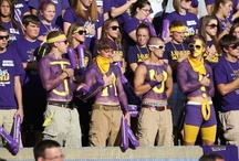 JMU Fan-art-ic / Who said paint was for canvas?  Show us how you paint-up for gameday at socialdukes@jmu.edu! / by JMUSports
