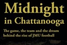 Published in Purple / Can't get enough JMU?  Check out these books, videos, albums and articles that speak to the softer side of JMU Sports. / by JMUSports
