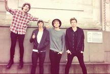 5SOS  / These boys are insane. But have captured my heart.  / by Ally <3