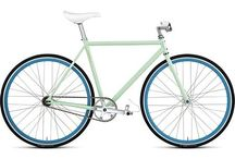 bikes. / by Ellie Koleen