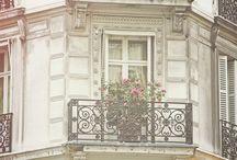 Paris is Always a Good Idea / by Molly Ortner