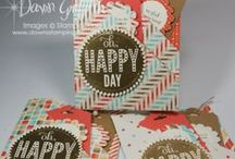 Cards I Love - Stampin' Up! / by Diana Blessinger