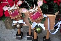 It's beginning to look alot like Christmas... / Crafty goodies for Christmas! / by Karen Bailey