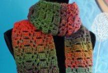 ♥ Crochet Wearables and Toteables!! ♥ Community Board / Sweaters, scarves, hats, bags and more bags . . . we crocheters can do them all! Post links to your favorite wearable projects or techniques, whether for adults or kids.  (Items for sale may be posted one time only--multiple postings will be deleted and the pinner removed). If you'd like to add pins to this board, contact Lori at lverb23@gmail.com. Happy pinning!  / by Lori Verbrugge