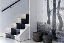 HOME wallpaper / wallpaper, behang / by T. S.