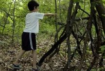 Nature Play Areas / Let your children's senses and imagination come alive as they explore the outdoors at one of a growing number of nature play areas in the Chicago Wilderness region / by Chicago Wilderness Leave No Child Inside