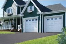 Classic & Traditional Style | Tendance Classique & Traditionnelle / Our selection of  classic & traditional style is sure to enhance the look of any home for years to come. #garagedoor #classic #traditional   Notre sélection de style classique & traditionnel saura rehausser l'apparence de toute demeure des années durant. Pour une apparence qui défie les modes et tendances. #portedegarage #traditionnel #classique / by Garaga