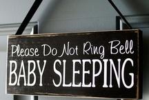 Sleep / by Dorothy Waide Baby Help