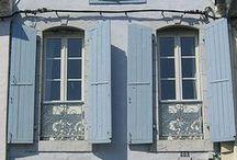 wonen in blauw / by evelien