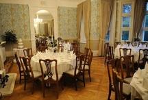 Oak Restaurant / 2 AA Rosette Restaurant / by Pendley Manor