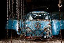 VW Splitscreen / by michael davis