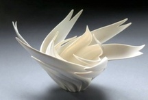 Ceramics, examples and ideas / Ceramic ideas for me and the classroom. / by Lesley Hill