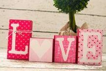 valentine's day/love / valentine's day cards, love cards, anniversary cards, valentine's day gifts, valentine's day decor / by Merry Erin Edwards