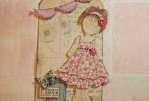 prima dolls by julie nutting / by Merry Erin Edwards