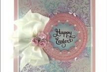 cards: easter / by Merry Erin Edwards